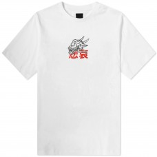DRAGON TEE white футболка