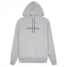Hoodie Heather Grey Geometry
